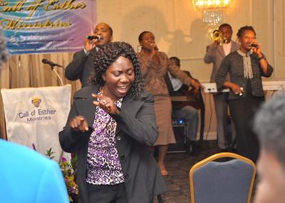 """Break Forth"" Prayer Conference"