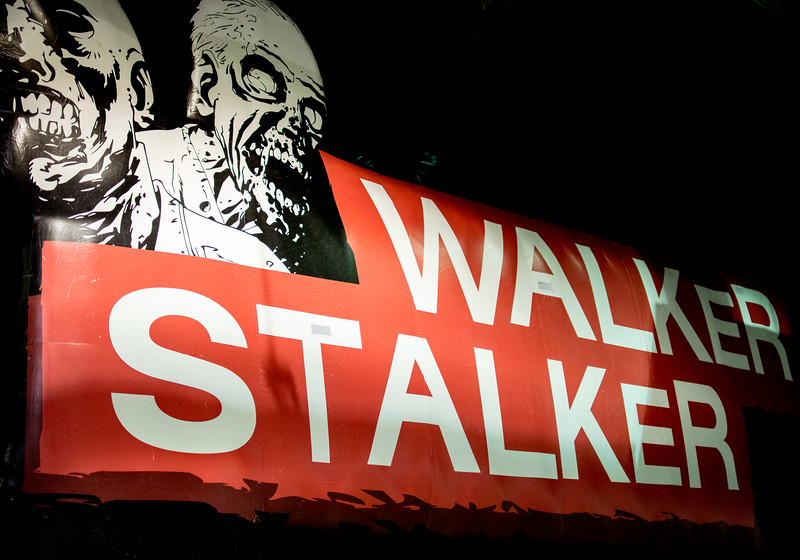 Walker Stalker Convention 2016