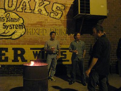 Whiskey Daredevils - Royal Oaks 20090918