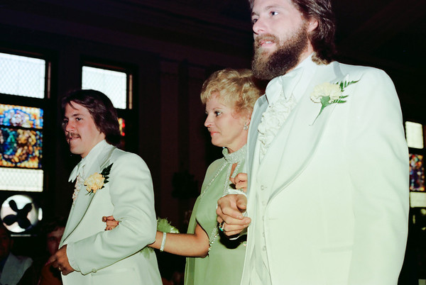 1977 - Denise Griffo's Wedding