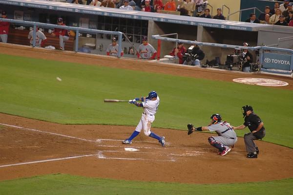 Dodger's / Cardinals 5/15/2007