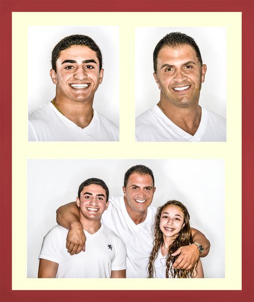 1. Smiles 546+552+580  Three Sml Vert Frame 32 x 38-Edit.jpg