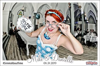 8/31/19 - Mike & Danielle