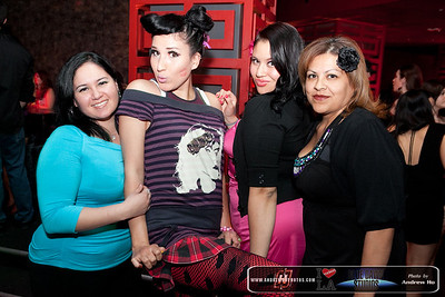 Social Saturdays @ Infusion LA 1/14/2011