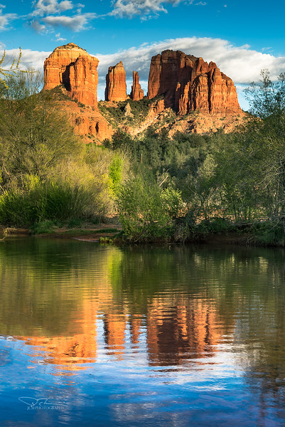 Cathedral Rock. Sedona, AZ