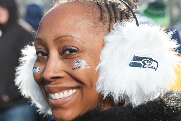 Seahawks Superbowl Parade