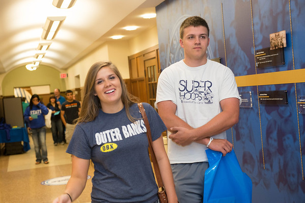 New Student Orientation June 2 & 3