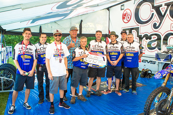 MILLVILLE  CYCLE TRADER ROCK RIVER   2016