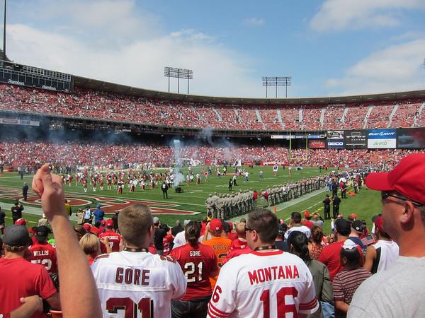 49er's Season Opener 2011