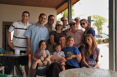 Israel Passover 4/08