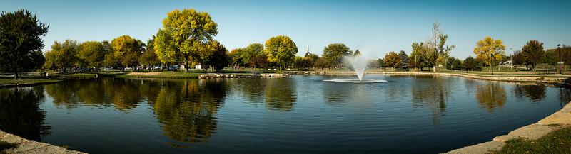 Duck Pond 2012