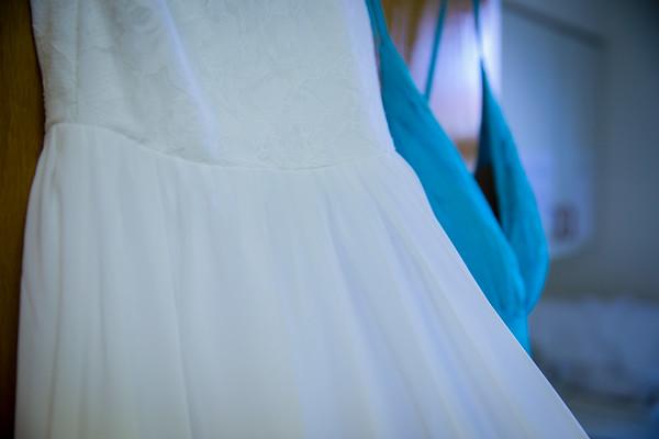 Krsiten & Adrian Color Wedding Photos
