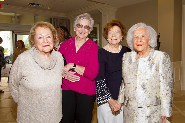 Dottie Wang's 100th Birthday - The Fountains Country Club