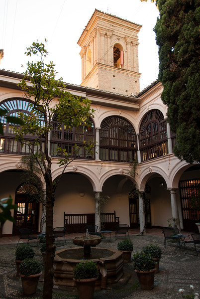 La Alhambra - Parador