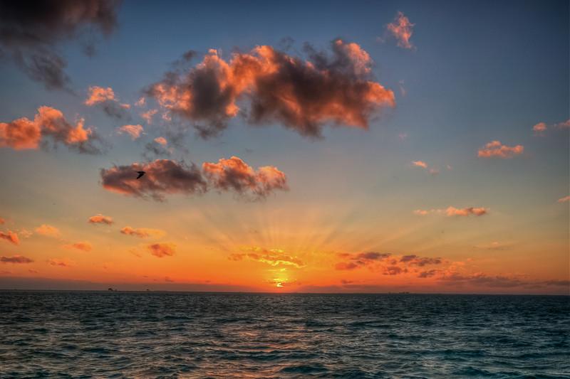 Biscayne Bay Sunset  http://sillymonkeyphoto.com/2011/03/07/biscayne-bay-sunset/