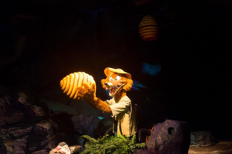 Fox Beehive - Magic Kingdom Walt Disney World