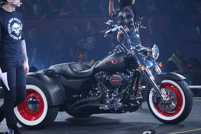 Show Harley Auditorium de Verdun  20-02-16