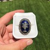 2.04ctw Georgian Urn Motif Diamond and Enamel Ring 43