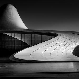 Baku's Heydar Aliyev Centre