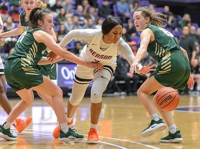 Benson Girls Basketball vs Jesuit - 2019 State Championships