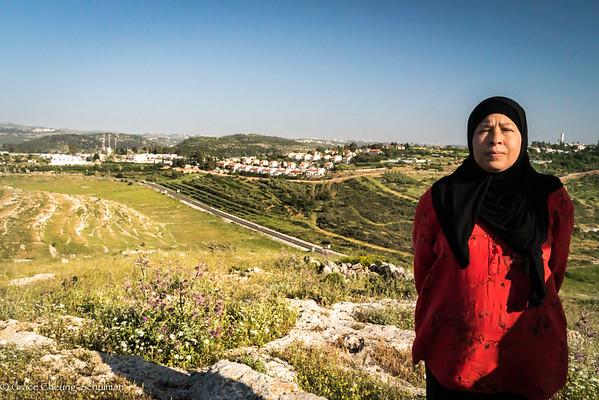 2019-05-04 Visit to Nabi Saleh