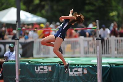 Women's High Jump - 2015 Big Ten Outdoor