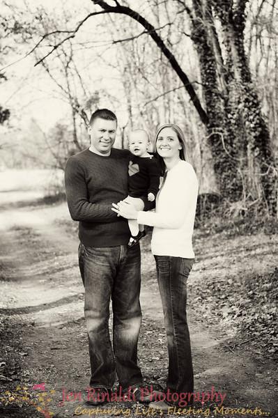 Jensen Family 12/2/12