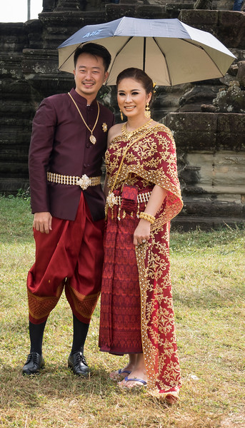 Pre-wedding photograph