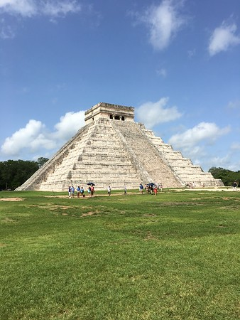 Chichén Itzá Mayan Ruins, Mexico