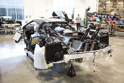 Making of Jack's 2017 Ford GT