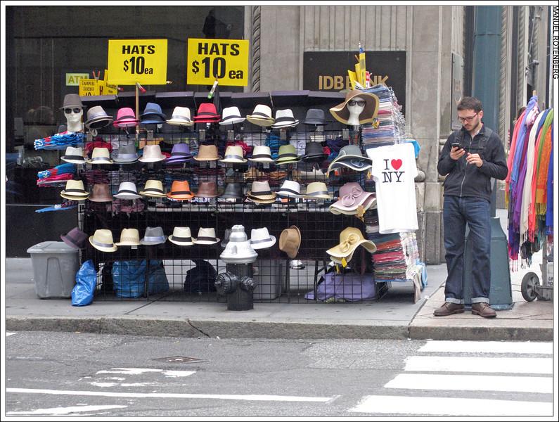 MANUEL ROTENBERG: New York 2012