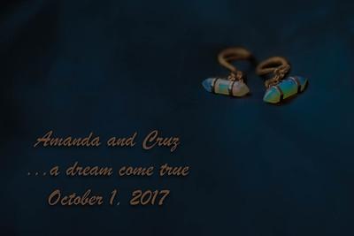 AMANDA AND CRUZ -