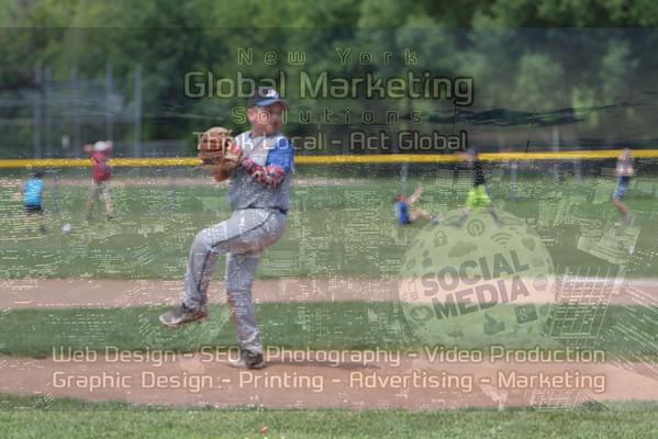 9U Lou Gehrig Blue v. Lakeview