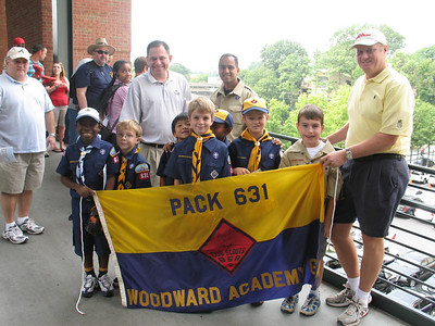 Atlanta Braves Scout Day 2008 (September 21, 2008)