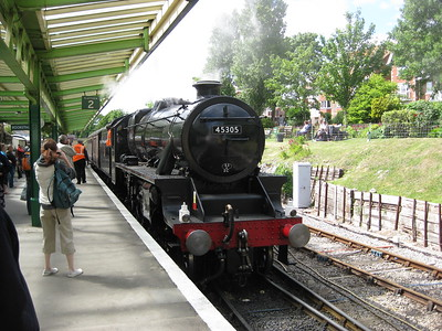 Swanage Railway 2011