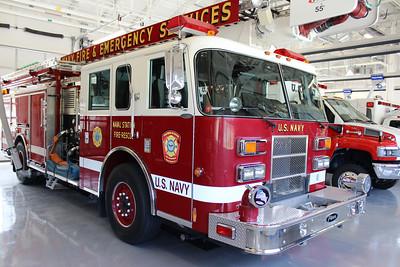 Sugar Grove WV Navy Base Fire Department