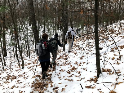 November 24 Saturday Hike
