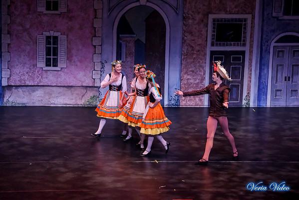 Coppelia Show 3 Act 1