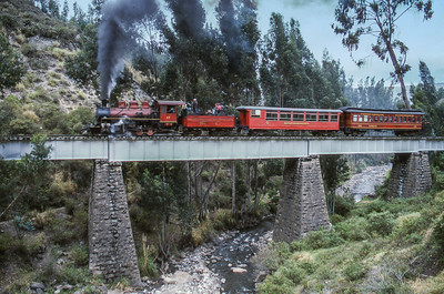 Guayaquil & Quito Railroad