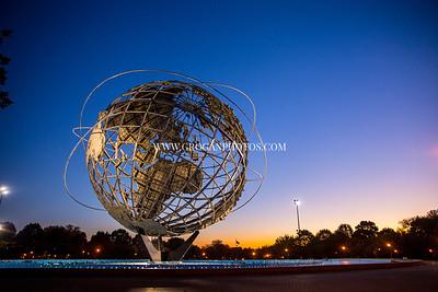 Worlds Fair Sunrise 10/30/18