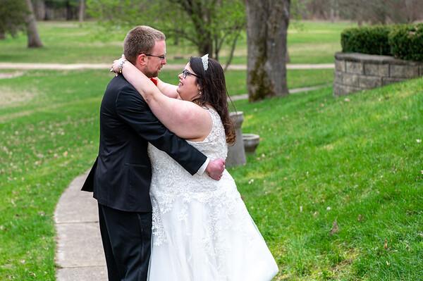 2021 Aaron and Breatta Wedding