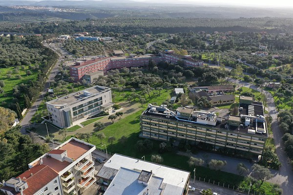 Dipartimento Medicina Veterinaria Sassari - Panoramiche e 360° - 29.02.2020