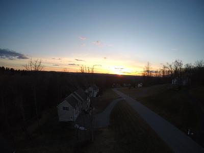 Sunset Over Mia Bella