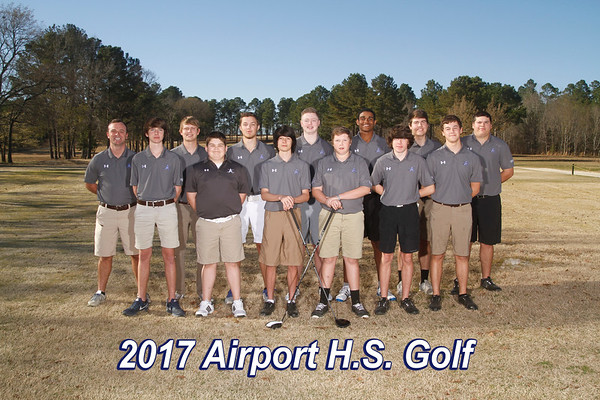 2017 Golf Boys