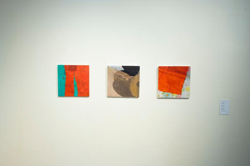 Erin Raedeke; Installation View