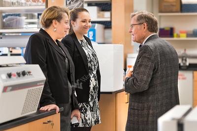 32933 E Gordon Gee Health Sciences Innovation Center Blanchette Rockefeller Neurosciences Center Lab Tour December 2016