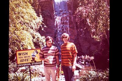 California A Trip 1972 B