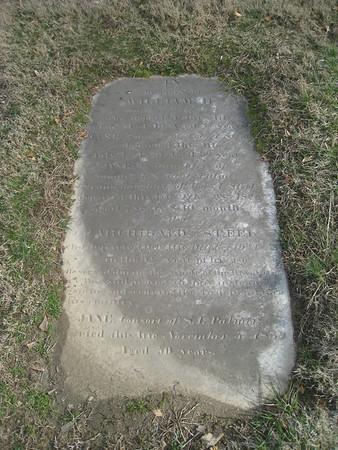 Lt. Archibald Steele Grave *