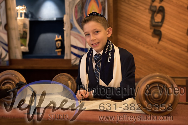 Andrew - Temple Sinai - October 3, 2015