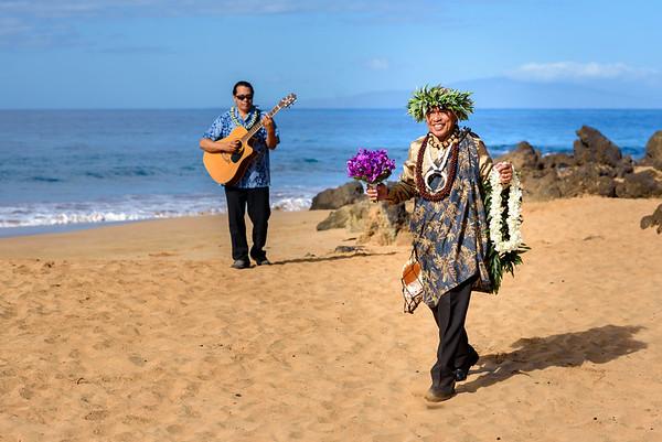 Koo Wedding, 12-25-2016, Maui, Hawaii